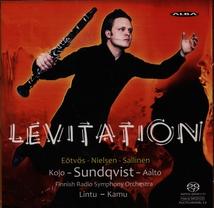 CHRISTOFFER SUNDQVIST: LEVITATION