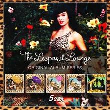 THE LEOPARD LOUNGE  - ORIGINAL ALBUM SERIES - 5 CD