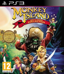 MONKEY ISLAND : EDITION SPECIALE COLLECTION - PS3