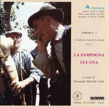 ETHNICA 1: TRAD. MUS. IN LUCANIA VOL. 1: LA ZAMPOGNA LUCANA