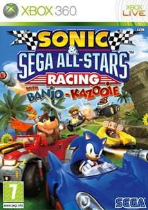 SONIC & SEGA ALL-STARS RACING - XBOX360