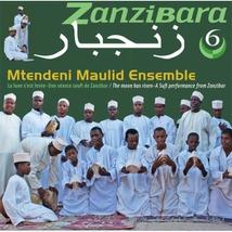 ZANZIBARA 6: LA LUNE S'EST LEVÉE-UNE SÉANCE SOUFI DE ZANZIBA