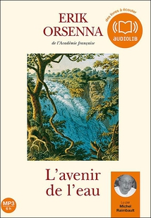 L'AVENIR DE L'EAU (CD-MP3)