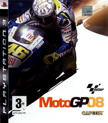 MOTO GP 08 - PS3
