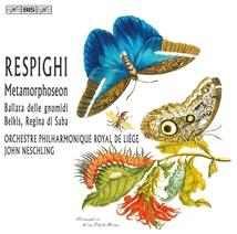 METAMORPHOSEON/ BALLATA DELLE GNOMIDI/ BELKIS, REGINA DI SAB