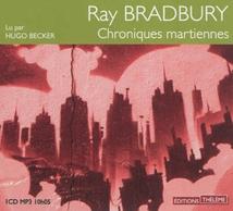 CHRONIQUES MARTIENNES (CD-MP3)
