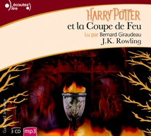HARRY POTTER ET LA COUPE DE FEU (CD-MP3)
