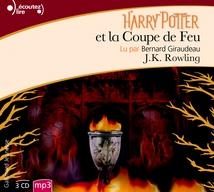 HARRY POTTER ET LA COUPE DE FEU (CD-MP3)
