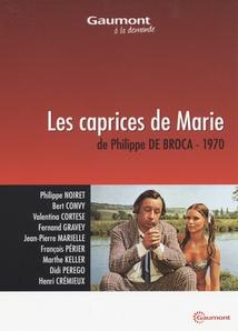 LES CAPRICES DE MARIE