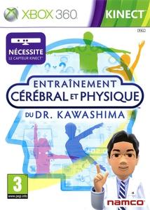 ENTRAINEMENT CEREBRAL ET PHYSIQUE DU DR. KAWASHIMA - XBOX360
