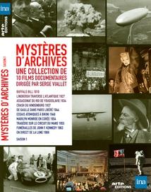 MYSTÈRES D'ARCHIVES, Vol.1