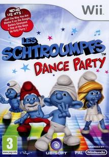 SCHTROUMPFS DANCE PARTY (LES) - Wii