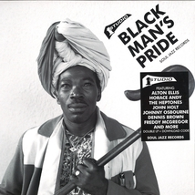 BLACK MAN'S PRIDE