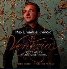 VENEZIA - OPERAS ARIAS OF THE SERENISSIMA (M.E.CENCIC)