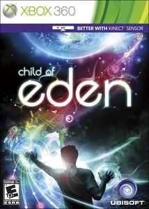 CHILD OF EDEN - XBOX360