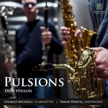 PULSIONS - CLARINETTES, SAXOPHONES