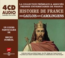 HISTOIRE DE FRANCE: DES GAULOIS AUX CAROLINGIENS