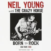 BORN TO ROCK (USA TOUR 1986)