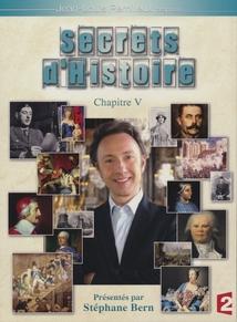 SECRETS D'HISTOIRE - CHAPITRE V - COFFRET 5 DVD