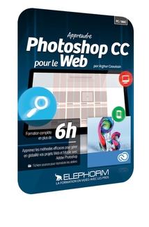 PHOTOSHOP CC POUR LE WEB