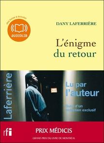 L'ÉNIGME DU RETOUR (CD-MP3)