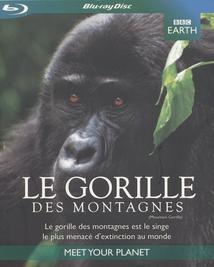 LE GORILLE DES MONTAGNES - Blu-Ray
