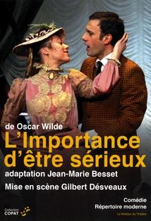 L'IMPORTANCE D'ÊTRE SÉRIEUX