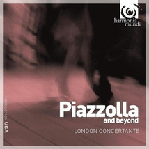 PIAZZOLLA AND BEYOND