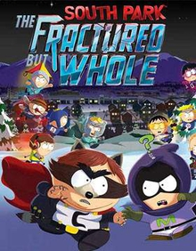 SOUTH PARK : THE FRACTURE BUT WHOLE