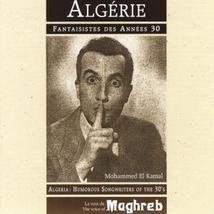 ALGERIE: FANTAISISTES DES ANNES 30
