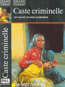LA CASTE CRIMINELLE - VHS