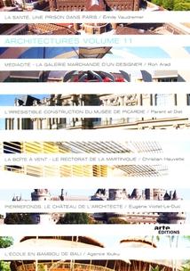 ARCHITECTURES, VOLUME 11