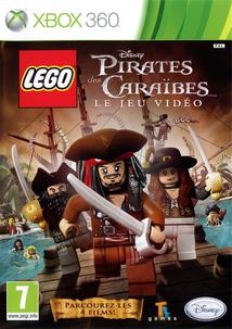 LEGO PIRATES DES CARAIBES : LE JEU VIDEO - XBOX360