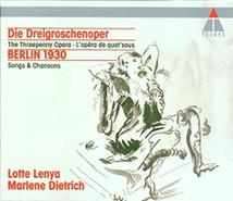 "DREIGROSCHENOPER (VERS.ABR.) ""THE ORIGINAL 1930 RECORDINGS"""