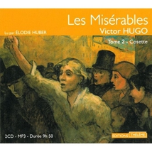 LES MISÉRABLES - TOME 2: COSETTE (CD-MP3)
