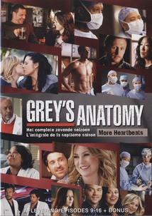 GREY'S ANATOMY - 7/2