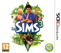 SIMS 3 - 3DS