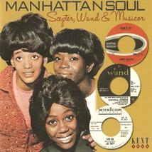 MANHATTAN SOUL VOL.1 - SCEPTER, WAND & MUSICOR RECORDS