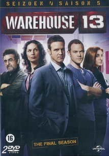 WAREHOUSE 13 - 5