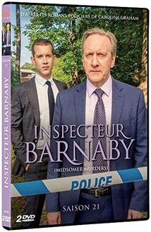 INSPECTEUR BARNABY - 21