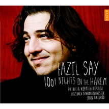 1001 NIGHTS IN THE HAREM, CONCERTO POUR VIOLON
