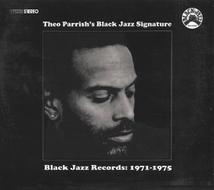 THEO PARRISH, BLACK JAZZ RECORDS: 1971-1975