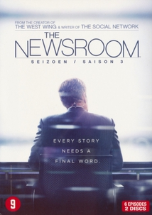 THE NEWSROOM - 3