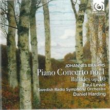 CONCERTO PIANO 1/ BALLADES OP.10