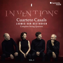 COMPLETE STRING QUARTETS VOL.1