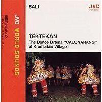 BALI: TEKTEKAN, THE DANCE DRAMA CALONARANG OF KRAMBITAN VIL.