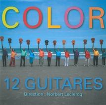 COLOR 12 GUITARES - NORBERT LECLERCQ