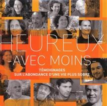 HEUREUX AVEC MOINS