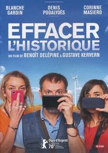 EFFACER L'HISTORIQUE