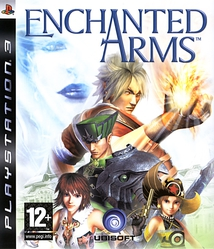 ENCHANTED ARMS - PS3